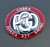Logo PGO Cobra